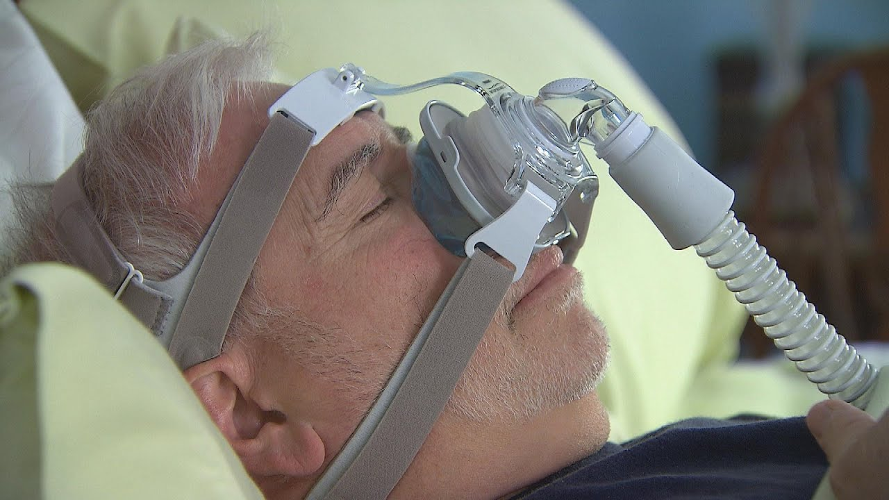 CPAP Machines Were Seen As Ventilator Alternatives, But Could ...