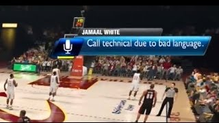 NBA 2k14 Gameplay Xbox One - Swearing Penalties
