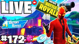 🛑😜 FORTNITE PS4 LIVE | THE KING SENDS WITH SUBS AND MINI GAMES (FREE FOR ALL) | #172 #FORTNITE
