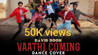 Master - Vaathi Coming |David Boon choreography| Dubai version |