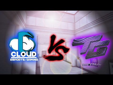 Critical ops: ClouD vs TG(Theocracy Gaming) full scrim【1080p60fps】