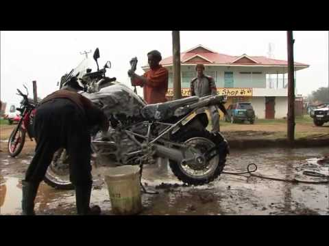 2013 new BMW R1200GS LC African journey with new R1200GS
