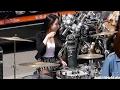 amazing drummer street - pas band jengah [HD]