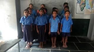 Bhasha sangham Sanskrit 5th AAsadapuram Mpl Elementary School Adoni