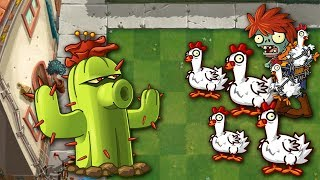 ЗОМБИ КУРИЦЫ АТАКУЮТ - Plants vs zombies 2 #2 | РАСТЕНИЯ ПРОТИВ ЗОМБИ 2