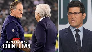 Tedy Bruschi can't believe the Patriots videotaped the Bengals' sideline | NFL Countdown