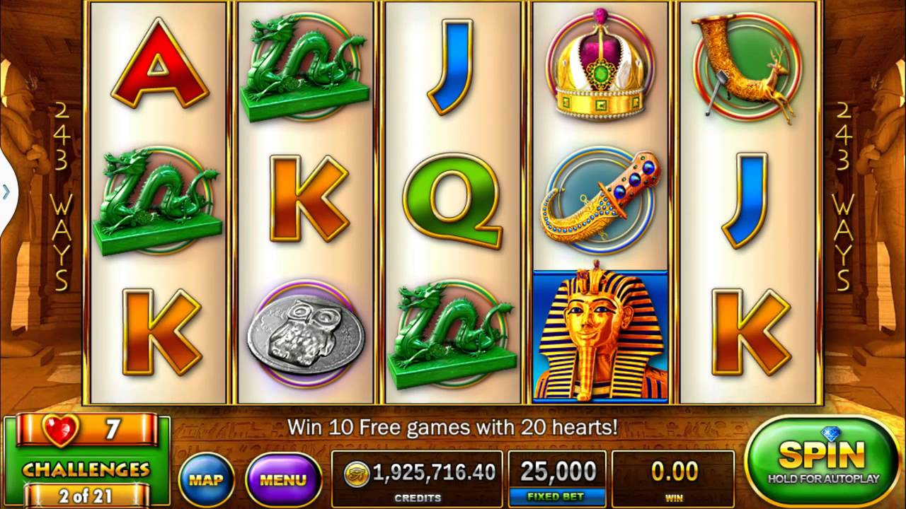 Spiele PharaohS Treasure - Video Slots Online