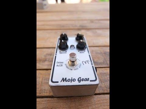 Mojo Fuzz Deluxe AC128 by Mojo Gear Fx