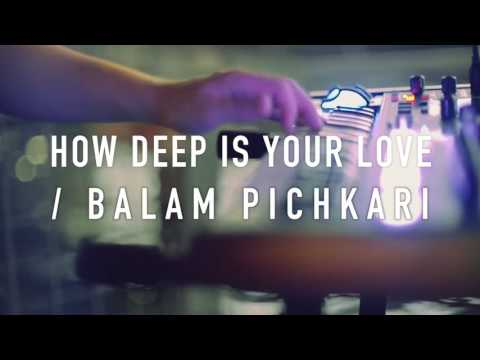 Calvin Harris - How Deep Is Your Love _ Balam Pichkari (Vidya Vox Mashup Cov