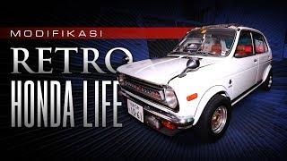 Retro Honda Life