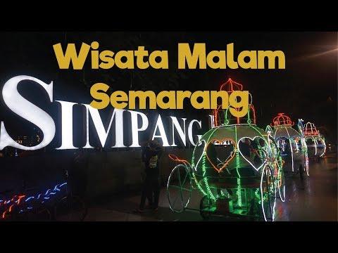 Kuliner Simpang Lima Semarang, Culinary Arts - Indonesia Travel Destinations
