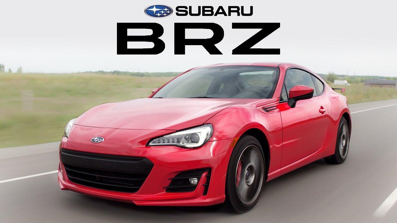 2018 Subaru BRZ Review - Porsche on a Budget - YouTube
