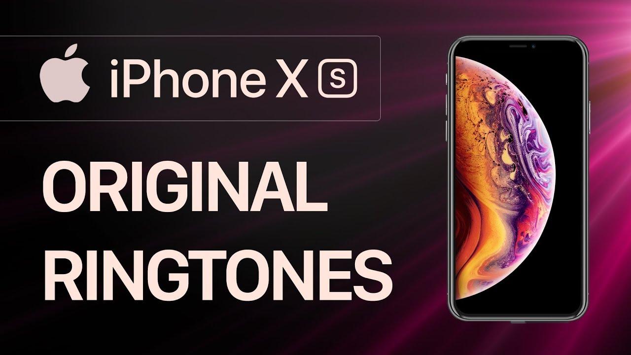 free iphone xs max ringtone download