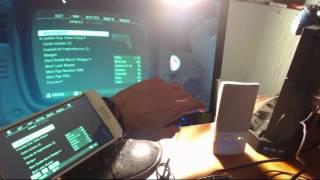 Aplicacin Pip-Boy en Accin Pip-Boy App Fallout 4 Gameplay en Espaol