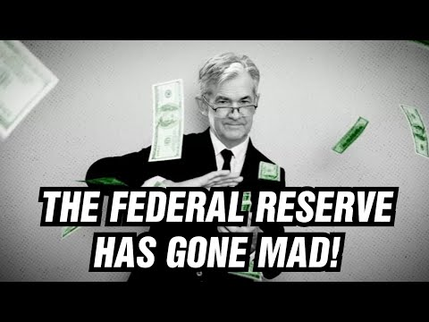 The Federal Reserve Has Gone Mad. Here Is Why.