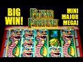 Flying Fortune Slot - **BIG WIN** - MINI-MAJOR-MEGA! - Slot Machine Bonus