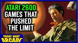 These Atari 2600 Games Pushed the Limit | Friday Night Arcade