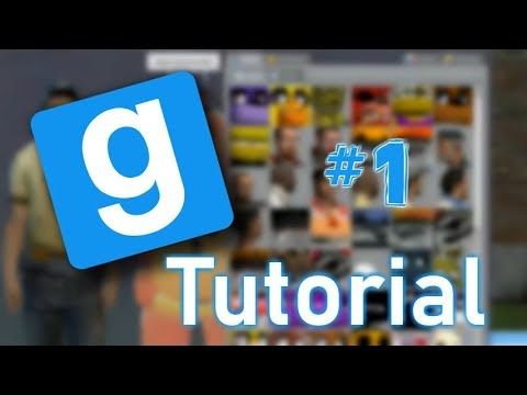 Gmod Tutorial    How to get player models in game modes