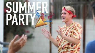 best summer party ever