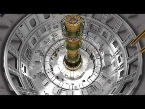 ITER   A Fusionreactor in the making.