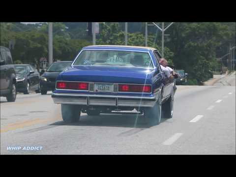 WhipAddict: 1300hp+ Twin Turbo LS Chevy Caprice Landau Tearing up the Street in Atlanta