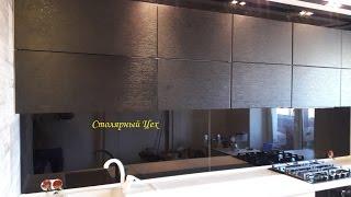 Современные кухни: дизайн в стиле минимализм, хайтек и лофт, мебель из пластика, видео и фото