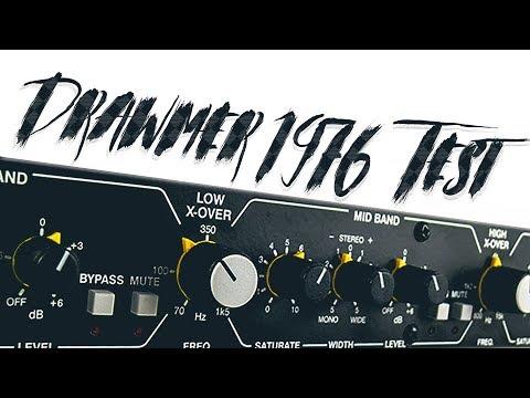 Drawmer  1976 Teszt!