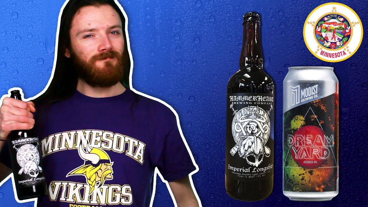 Irish People Try Minnesota Craft Beers