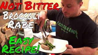 Easy Broccoli Rabe Recipe