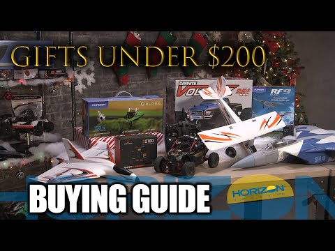 Horizon Hobby Holiday Gift Buying Guide: Gifts Under $200