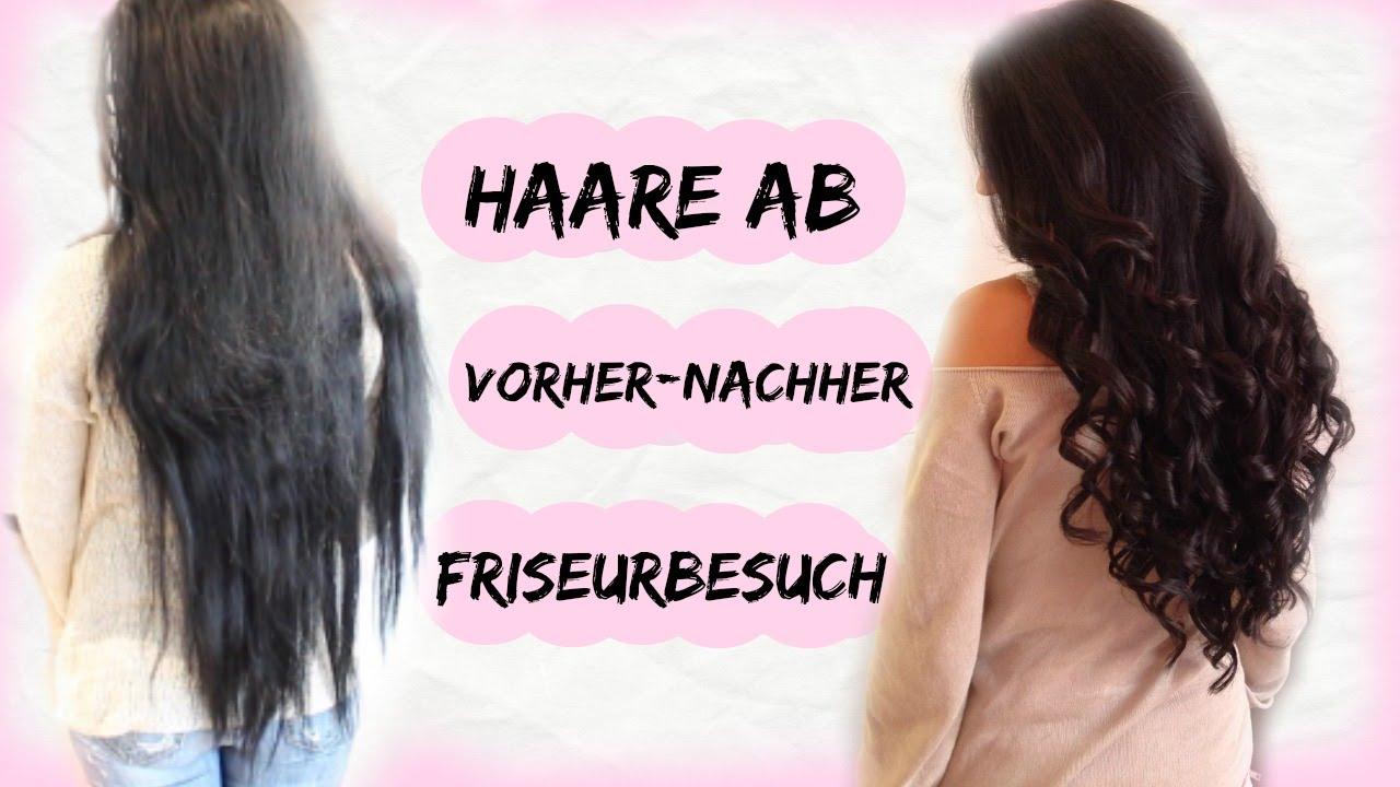 Friseurbesuch Vorher Nachher I 23cm Ab I Rosella Mia Youtube