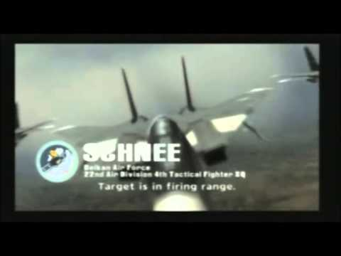 Ace Combat Zero: All Squadron Intros