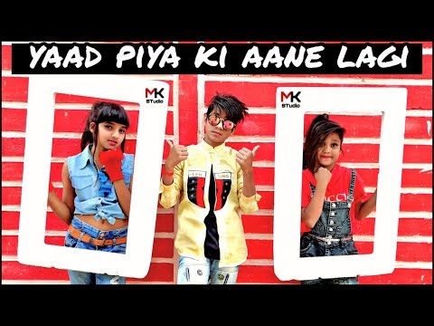 yaad-piya-ki-aane-lagi- -divya-khosla- -neha-k,- -ishu-payal-kunal-dance- -dance-video- -mk-studio