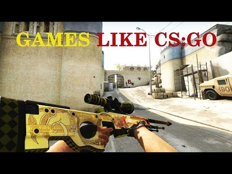 TOP 15 BEST FREE FPS GAMES LIKE CS GO ON ANDROID-IOS 2017 [GHOST976HD]