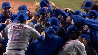 10/21/15: Mets sweep Cubs, advance to World Series