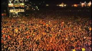 billy talent - try honesty (live  @ Area4 2010)