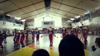 COC Cheering Squad PUP Cheerdance Competition 2014 - CHAMPION (With Music)