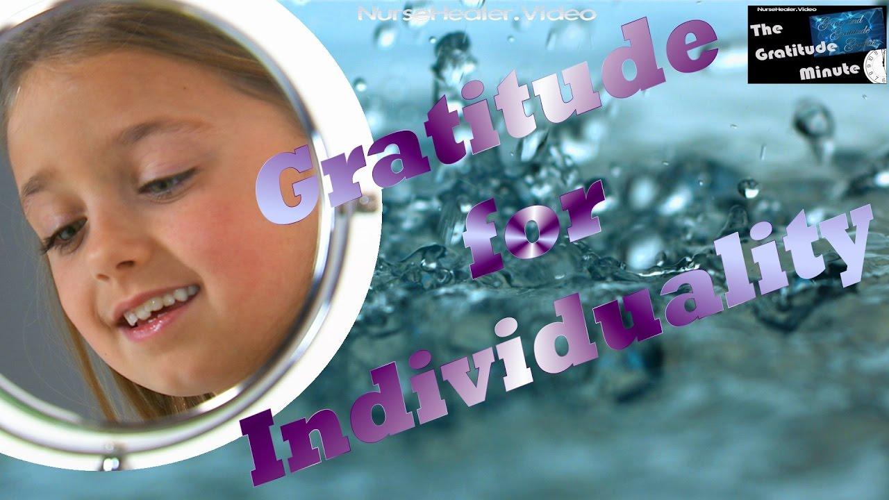Angel Rain Brazzers Best gratitude minute: individuality - youtube