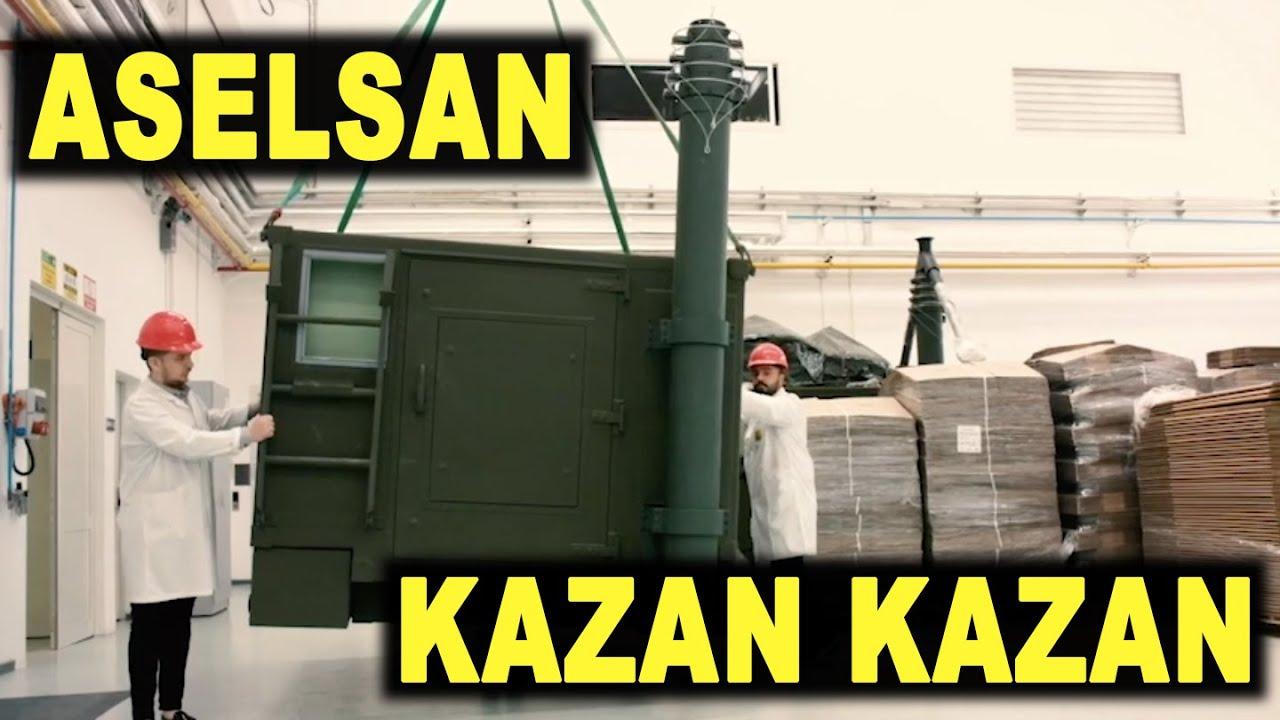 ASELSAN'dan bir taşla 3 kuş: Millileştirme - Türk Savunma Sanayi - ASELS