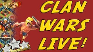 Clash of Clans: Can't Stop The GoWiPe! - Winning Wars with Beaker