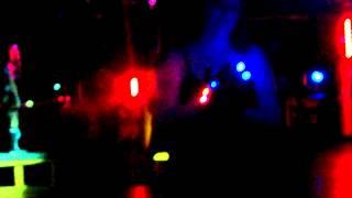 LED Gloving at the Club Vortex
