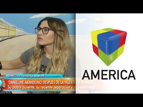 """Jimena Barón como nunca la escuchaste: """"Daniel Osvaldo me destrozó"""""""