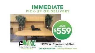 Amc Liquidators - Office Furniture Commercial