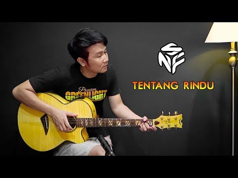 (Virzha) Tentang Rindu - Nathan Fingerstyle | Guitar Cover