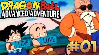 Dragon Ball: Advanced Adventure - Repartiendo Amor #01