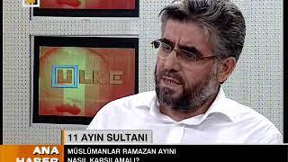 Ülke Tv – Haber Programı / Ramazanın Fazileti
