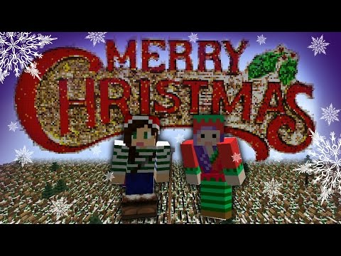 SAVING CHRISTMAS - Minecraft