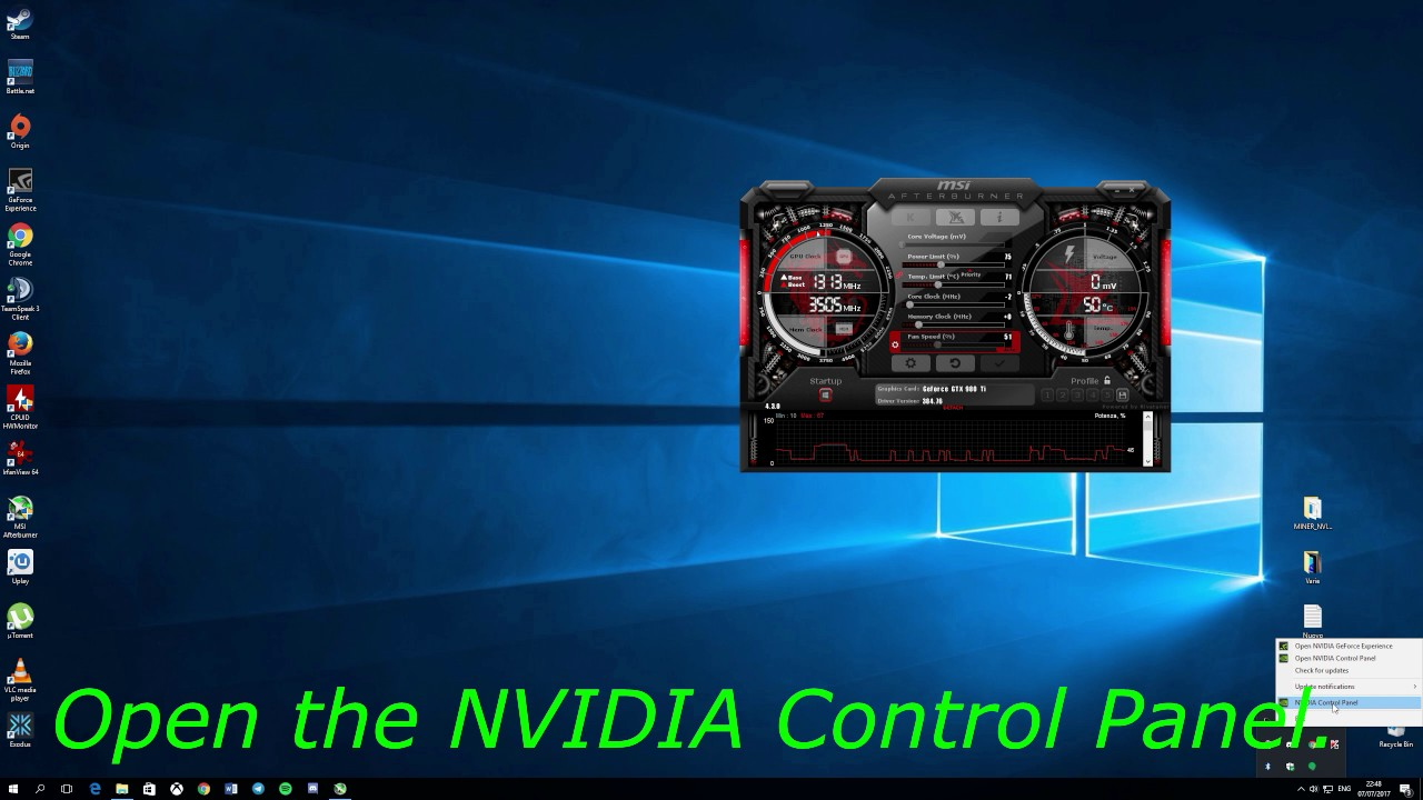 Nvidia Gtx 970 Driver Windows 10 For Mining How To Mine With My Gpu