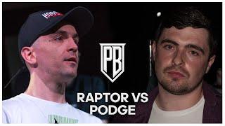 Raptor Warhurst Vs Podge Dwyer | Premier Battles | England Vs Ireland