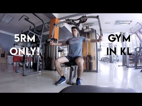 Cheapest Gym I've Been | Gym In KL, Malaysia 🇲🇾